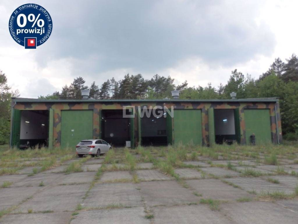 Działka budowlana na sprzedaż Oświęcim, polana w lesie  727m2 Foto 1