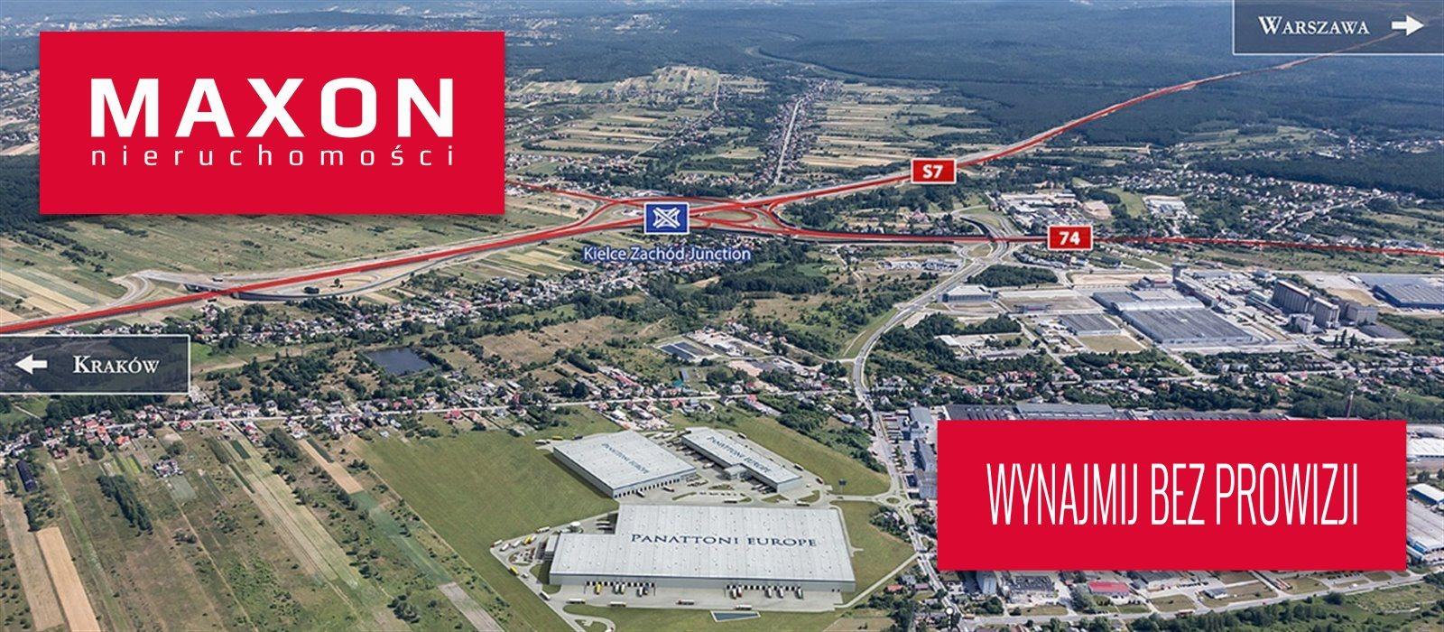 Lokal użytkowy na wynajem Kielce, ul. Malików  2000m2 Foto 1