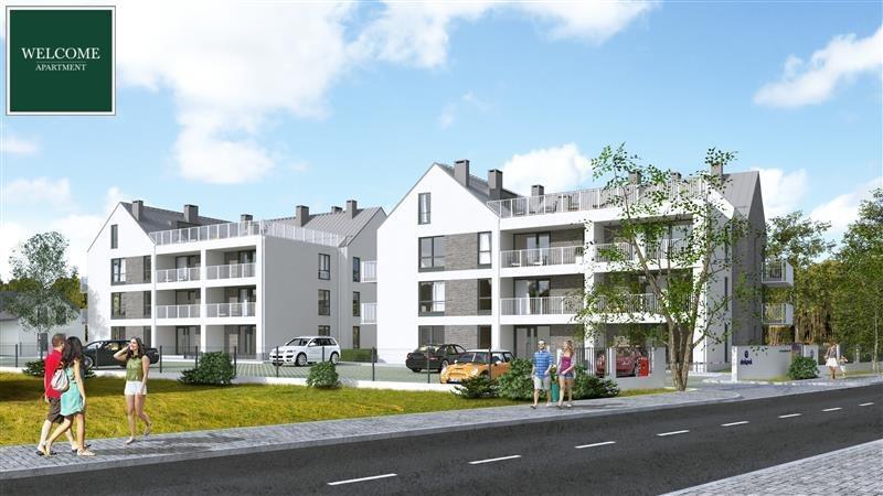 Mieszkanie dwupokojowe na sprzedaż Gdańsk, Sobieszewo, Villa Neptun, Nadwiślańska  42m2 Foto 3