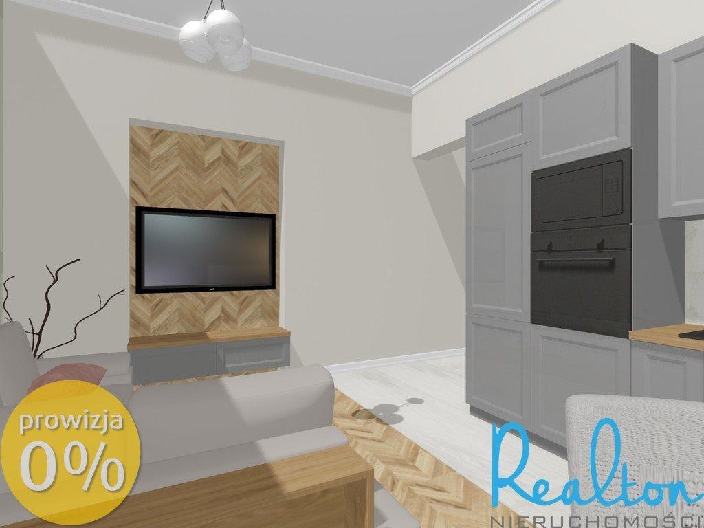 Mieszkanie trzypokojowe na sprzedaż Zabrze, Centrum Południe, Bohaterów Warszawskich  51m2 Foto 1