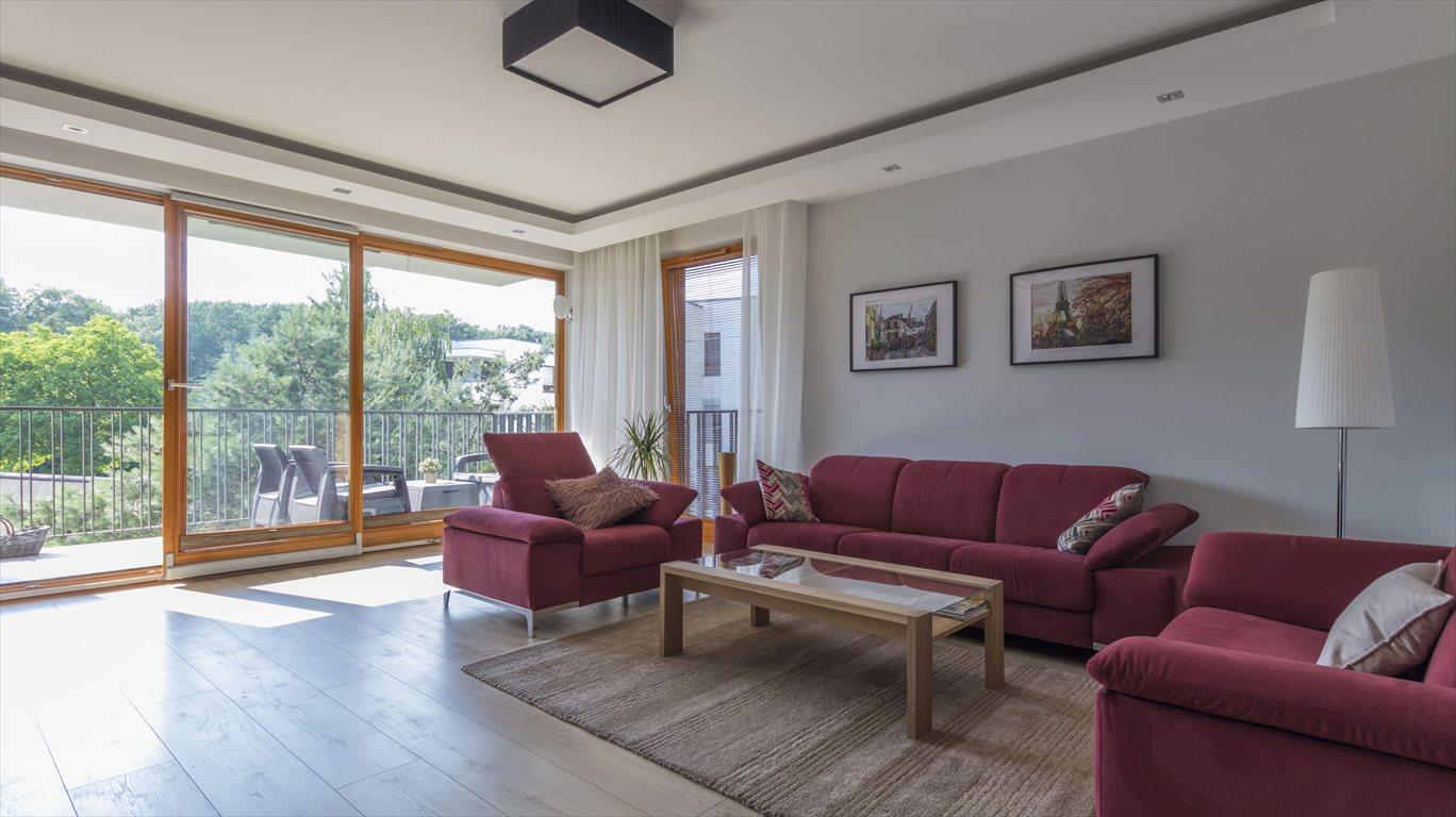 Mieszkanie czteropokojowe  na sprzedaż Warszawa, Wilanów zawady, Hektarowa  121m2 Foto 1