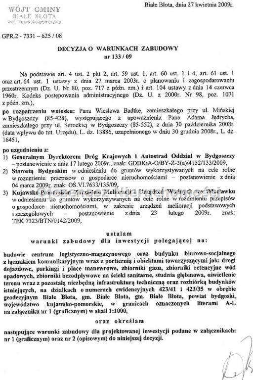 Działka inwestycyjna na sprzedaż Bydgoszcz  33420m2 Foto 6