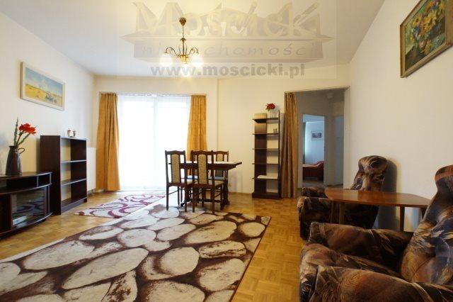 Mieszkanie trzypokojowe na wynajem Warszawa, Ursynów, Ksawerego Bronikowskiego  72m2 Foto 1