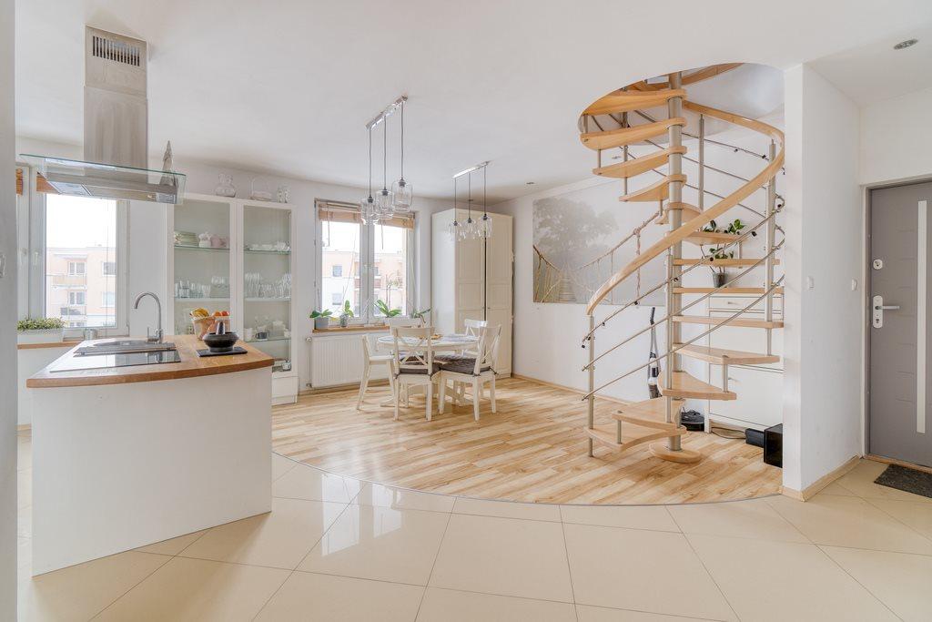 Mieszkanie czteropokojowe  na sprzedaż Gdynia, Oksywie, Cypriana Godebskiego  125m2 Foto 2
