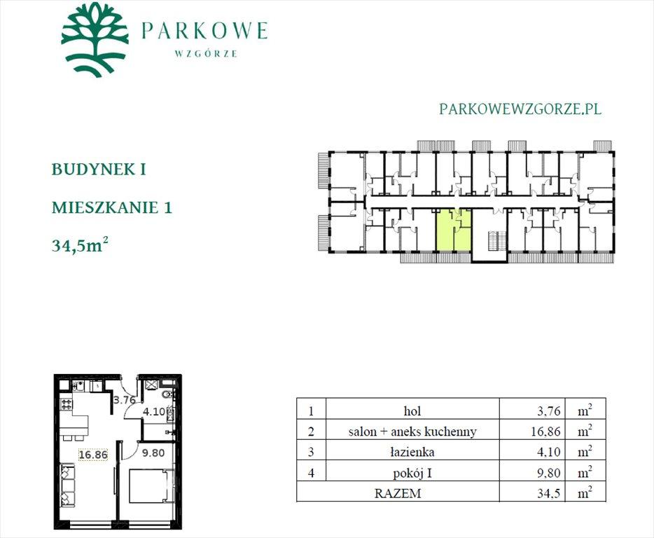Mieszkanie dwupokojowe na sprzedaż Czechowice-Dziedzice, Legionów  34m2 Foto 2