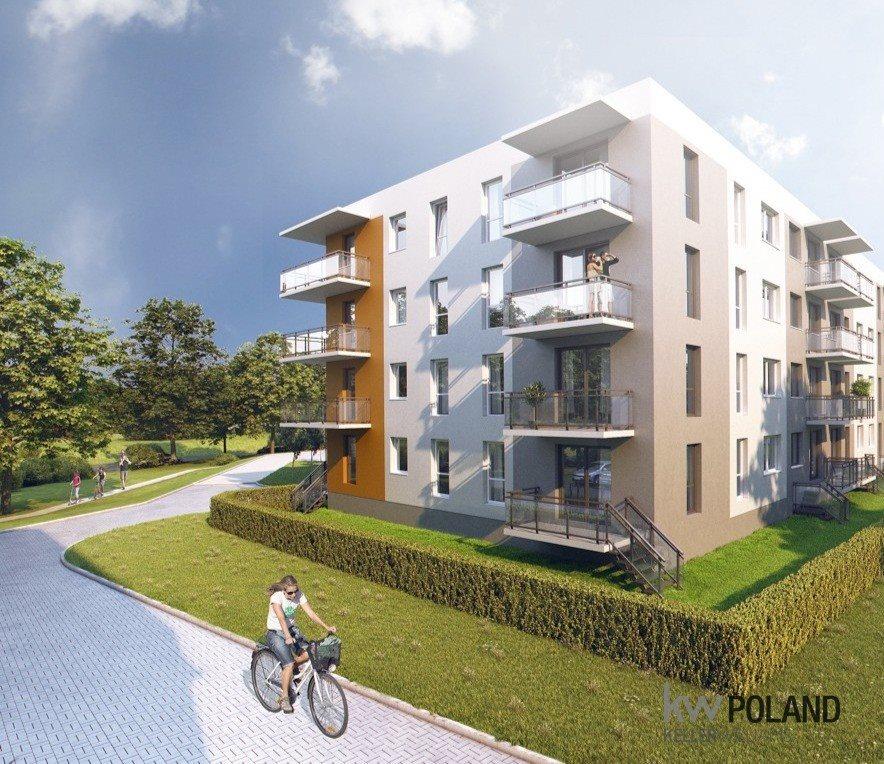 Mieszkanie trzypokojowe na sprzedaż Wrocław, Stabłowice, Stabłowicka  64m2 Foto 3