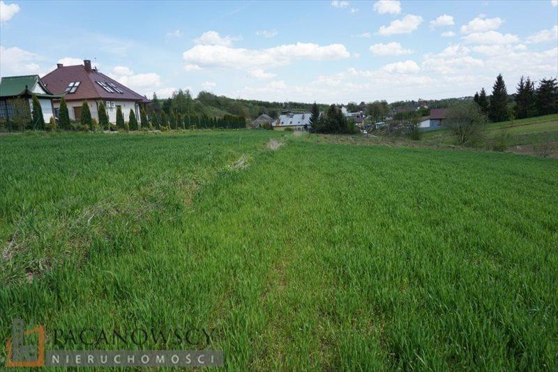Działka budowlana na sprzedaż Cianowice Duże  4006m2 Foto 1