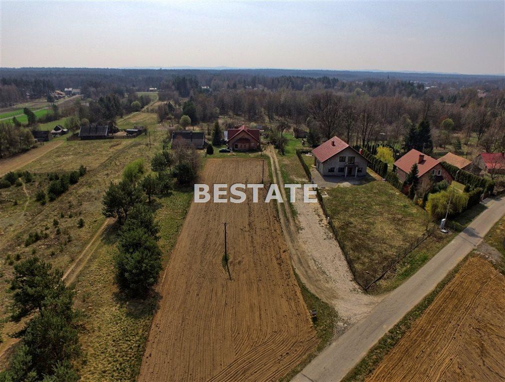 Działka budowlana na sprzedaż Jodłówka-Wałki  2116m2 Foto 4