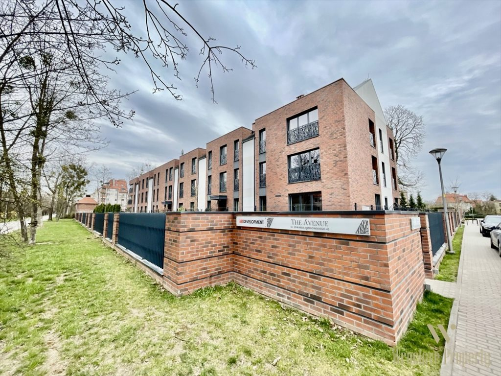 Mieszkanie trzypokojowe na sprzedaż Wrocław, Biskupin, Edwarda Dembowskiego  60m2 Foto 1