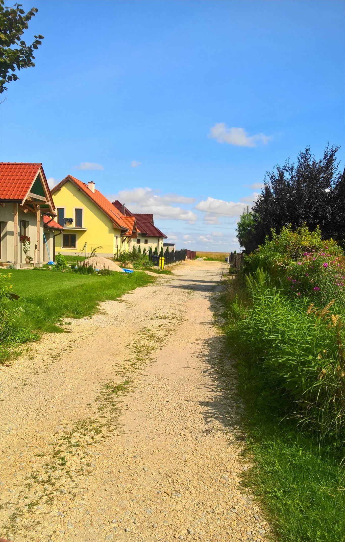 Działka budowlana na sprzedaż Brzezia Łąka, Ogrodowa  1002m2 Foto 5