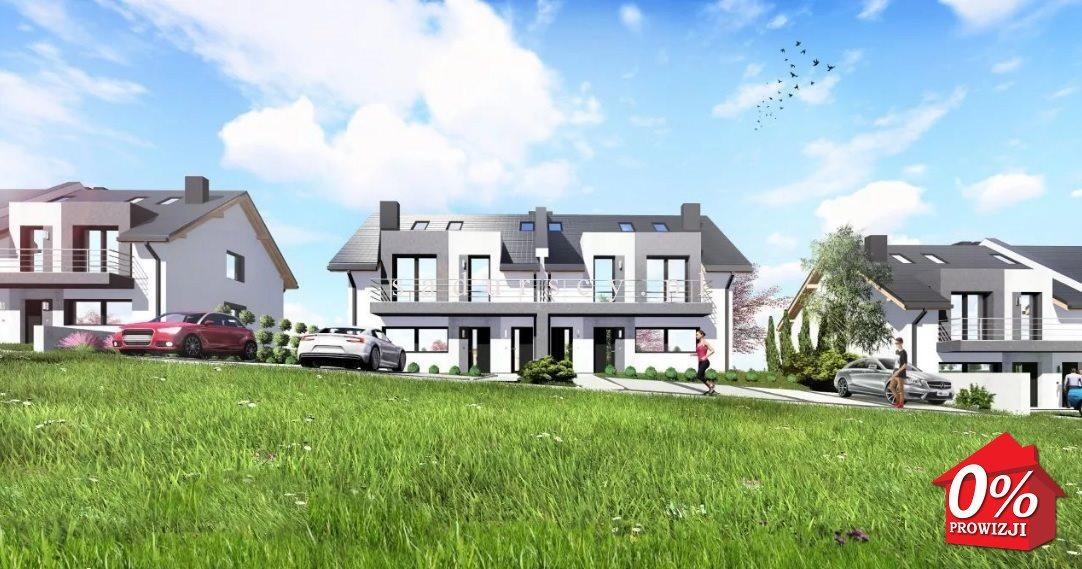 Mieszkanie czteropokojowe  na sprzedaż Zielonki, Zielonki, Marszowiecka - okolice  87m2 Foto 1