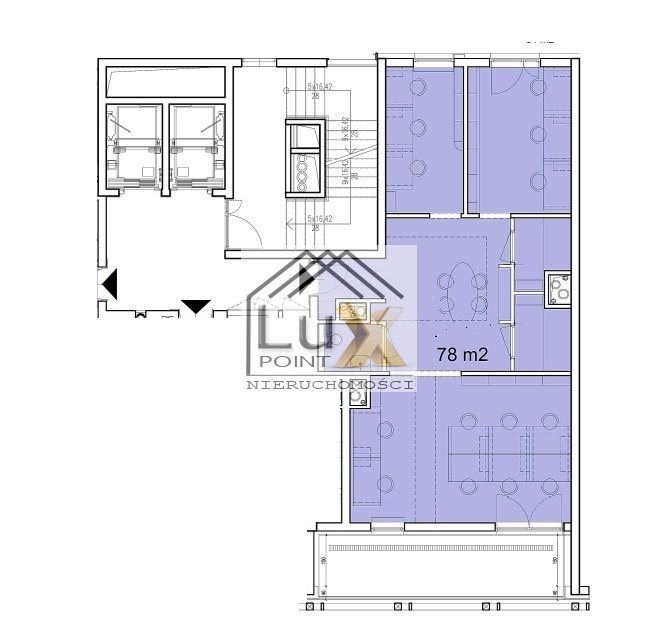 Mieszkanie trzypokojowe na sprzedaż Warszawa, Ursynów, Dereniowa  78m2 Foto 1