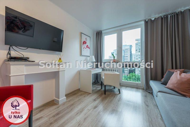 Mieszkanie trzypokojowe na sprzedaż Warszawa, Wola, Za Żelazną Bramą, Waliców  48m2 Foto 7