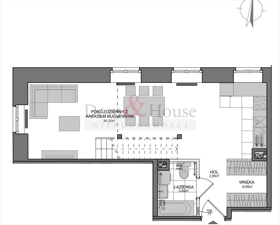 Mieszkanie trzypokojowe na sprzedaż Gdańsk, Wrzeszcz, Adama Mickiewicza  77m2 Foto 7