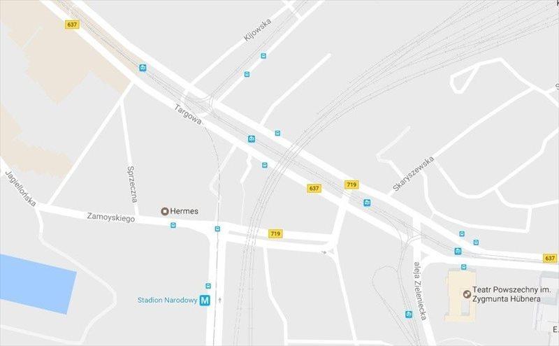 Lokal użytkowy na wynajem Warszawa, Praga-Północ  1000m2 Foto 1