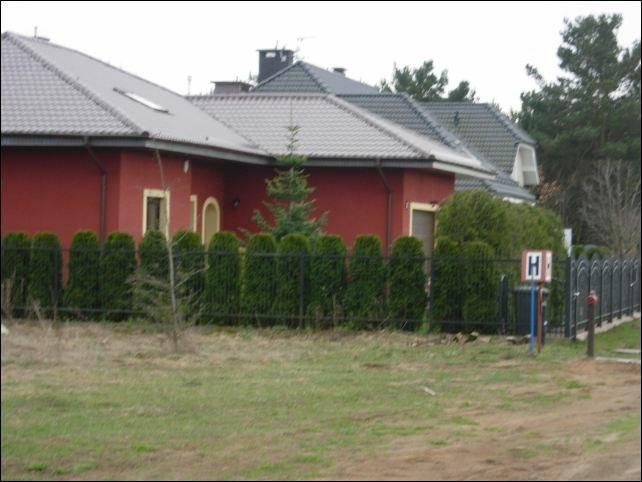 Działka budowlana pod dzierżawę Chwaszczyno, bursztynowa  1053m2 Foto 9
