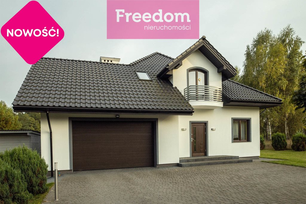 Dom na sprzedaż Huta Dłutowska, Pabianicka  248m2 Foto 1