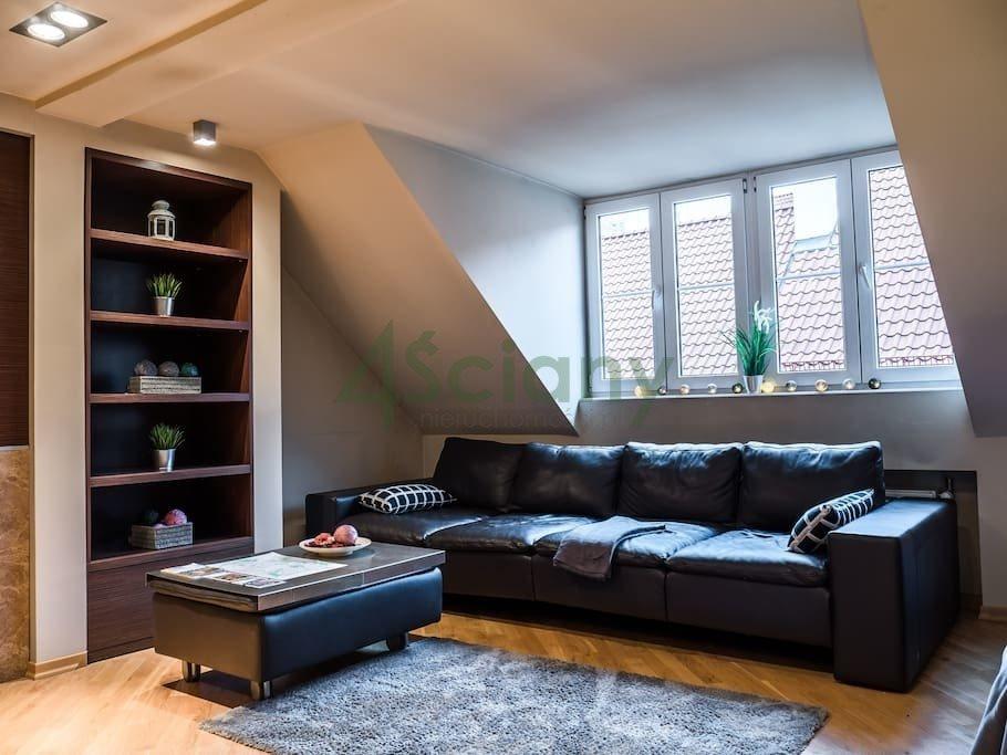 Luksusowe mieszkanie trzypokojowe na sprzedaż Warszawa, Śródmieście, Stare Miasto, Piwna  165m2 Foto 2