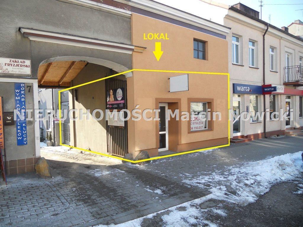 Lokal użytkowy na wynajem Kutno, Narutowicza  35m2 Foto 2