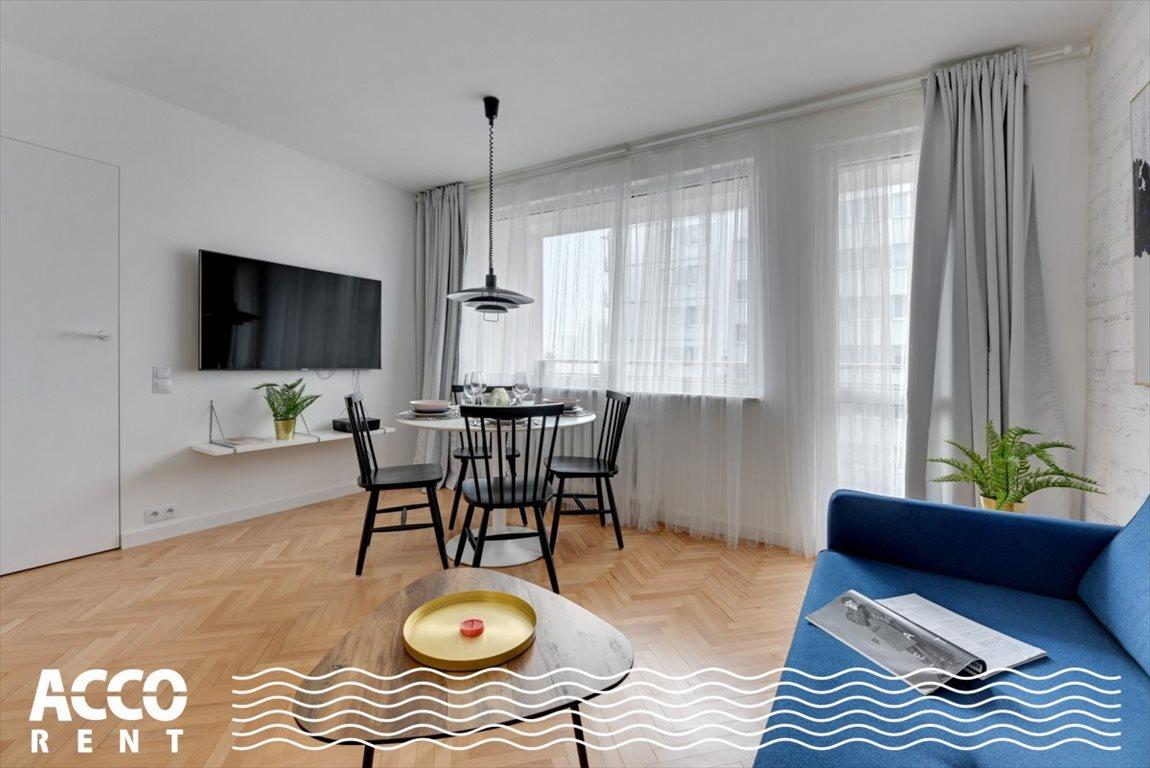 Mieszkanie dwupokojowe na wynajem Gdynia, Śródmieście, Hieronima Derdowskiego  38m2 Foto 4