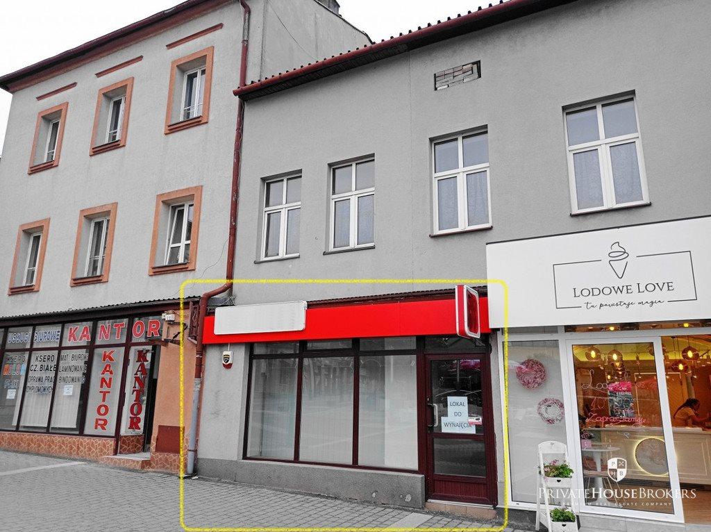 Lokal użytkowy na wynajem Chrzanów, rynek Rynek  60m2 Foto 2