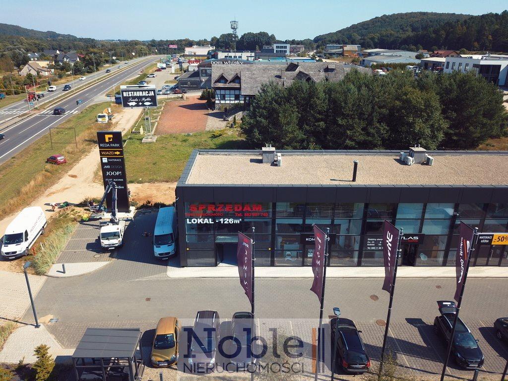 Lokal użytkowy na sprzedaż Reda, Wejherowska  126m2 Foto 5