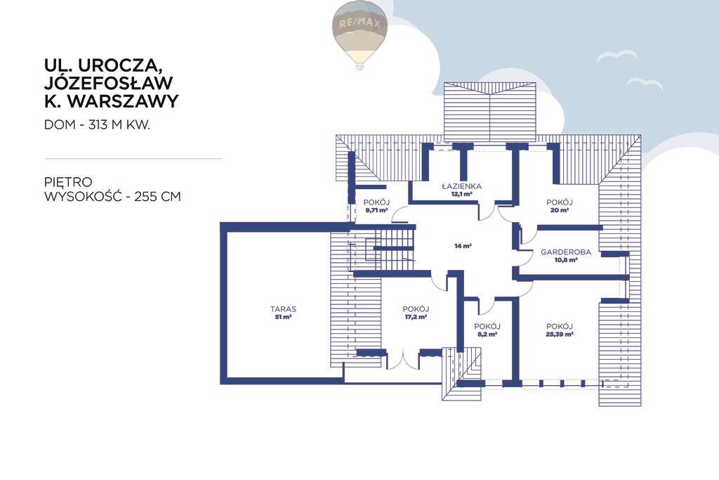 Dom na sprzedaż Józefosław  313m2 Foto 5