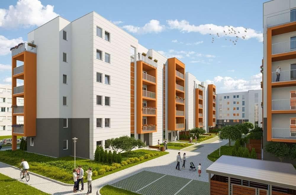 Mieszkanie dwupokojowe na sprzedaż Poznań, Stare Miasto, Winogrady  47m2 Foto 6