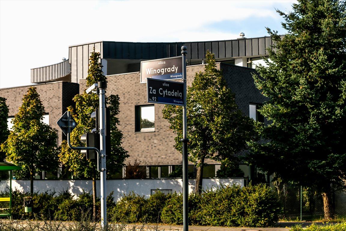 Dom na sprzedaż Poznań, winogrady, Luksusowy dom z widokiem na Park Cytadela, Wójtowska 2  322m2 Foto 1