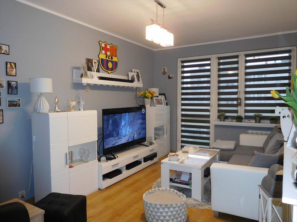 Mieszkanie trzypokojowe na sprzedaż Leszno, Grunwaldzka  47m2 Foto 1