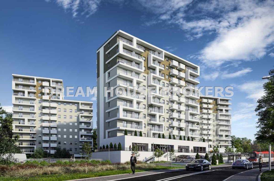 Mieszkanie trzypokojowe na sprzedaż Rzeszów, Słocina, Ignacego Paderewskiego  44m2 Foto 1