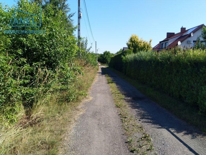 Działka inna pod dzierżawę Mikołów, Borowa Wieś  541m2 Foto 7