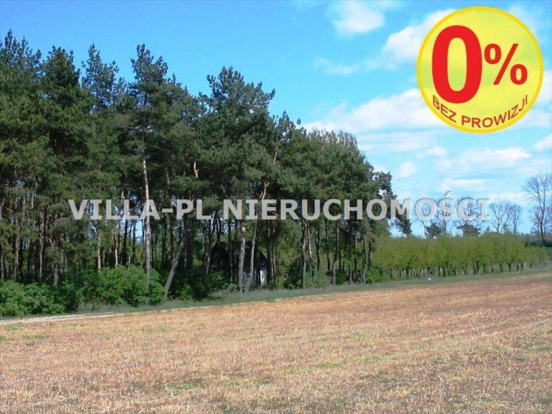 Działka leśna na sprzedaż Zieleniew  44780m2 Foto 1