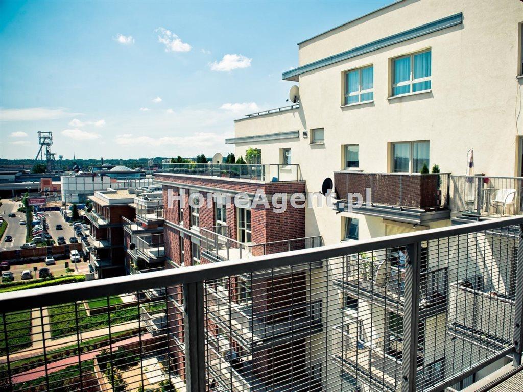 Mieszkanie dwupokojowe na sprzedaż Katowice, Dębowe Tarasy, Silesia City Center, Johna Baildona  73m2 Foto 5