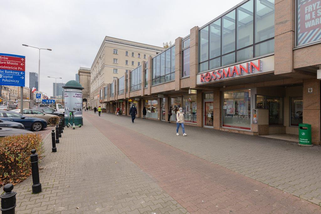 Lokal użytkowy na sprzedaż Warszawa, Śródmieście, al. Jana Pawła II  158m2 Foto 9