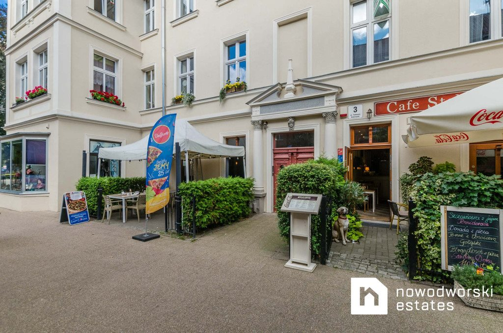 Mieszkanie trzypokojowe na sprzedaż Sopot, Dolny, Tadeusza Kościuszki  62m2 Foto 2