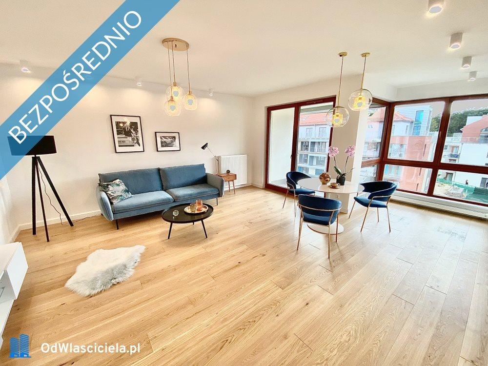 Mieszkanie trzypokojowe na sprzedaż Gdynia, Chwarzno-Wiczlino, Niemena 5A  68m2 Foto 1