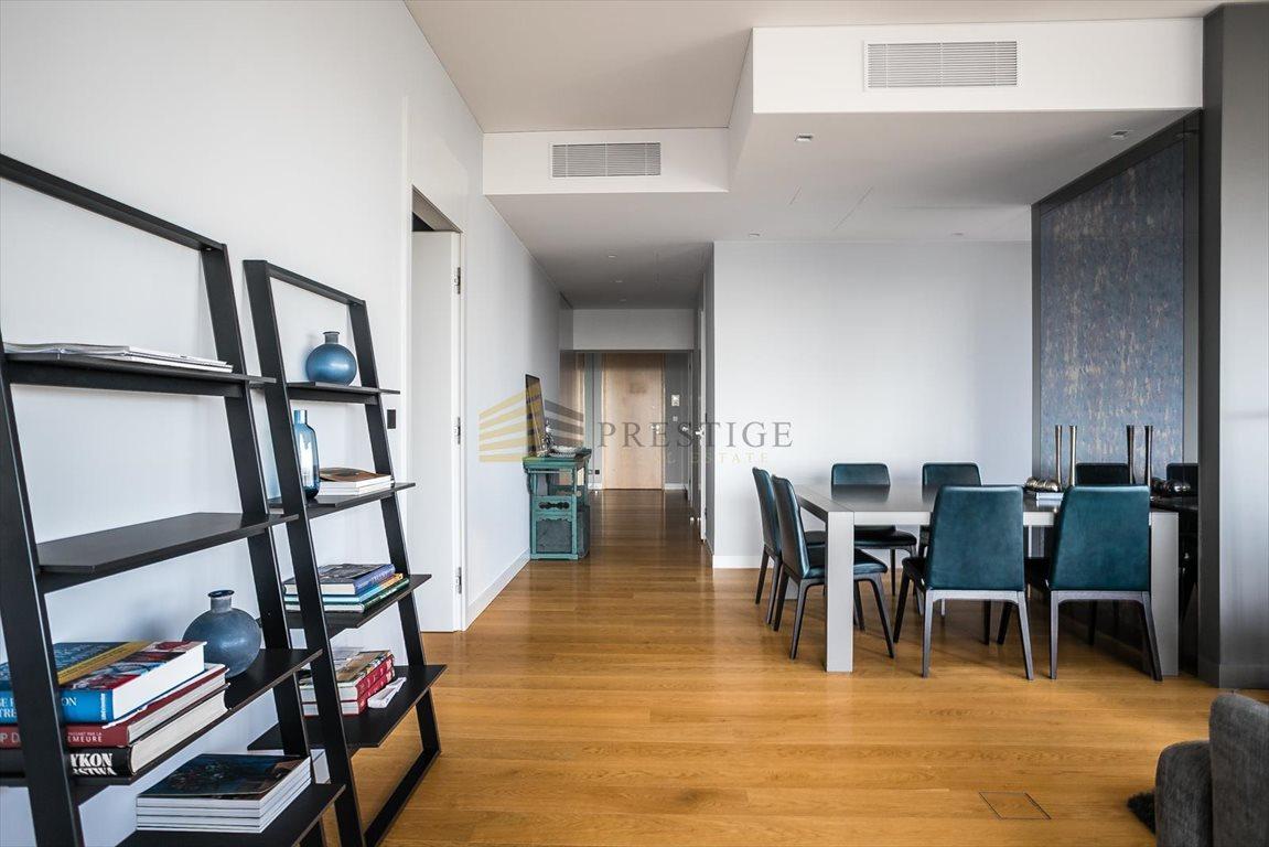 Luksusowe mieszkanie czteropokojowe  na wynajem Warszawa, Śródmieście, Twarda  160m2 Foto 9