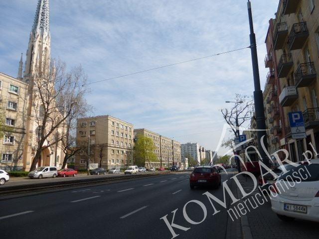 Lokal użytkowy na wynajem Warszawa, Śródmieście, al. Solidarności  220m2 Foto 1