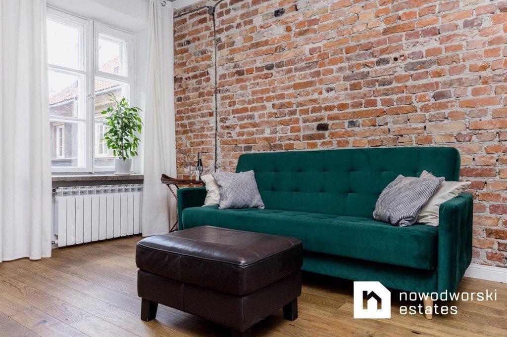 Mieszkanie dwupokojowe na wynajem Warszawa, Śródmieście, Krzywe Koło  39m2 Foto 2