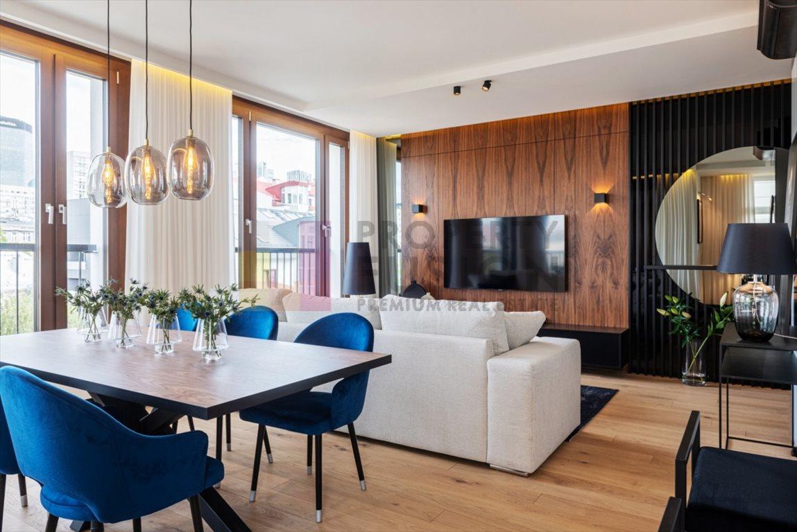 Luksusowe mieszkanie czteropokojowe  na wynajem Warszawa, Wola, Krochmalna  105m2 Foto 2