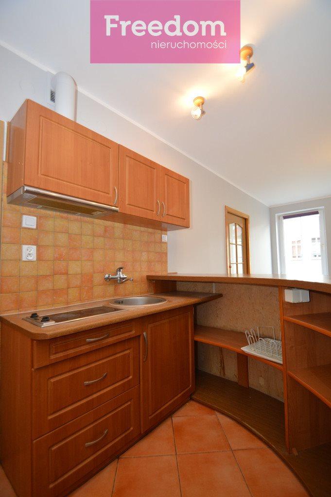 Mieszkanie dwupokojowe na wynajem Olsztyn, Śródmieście, Marii Curie-Skłodowskiej  39m2 Foto 6