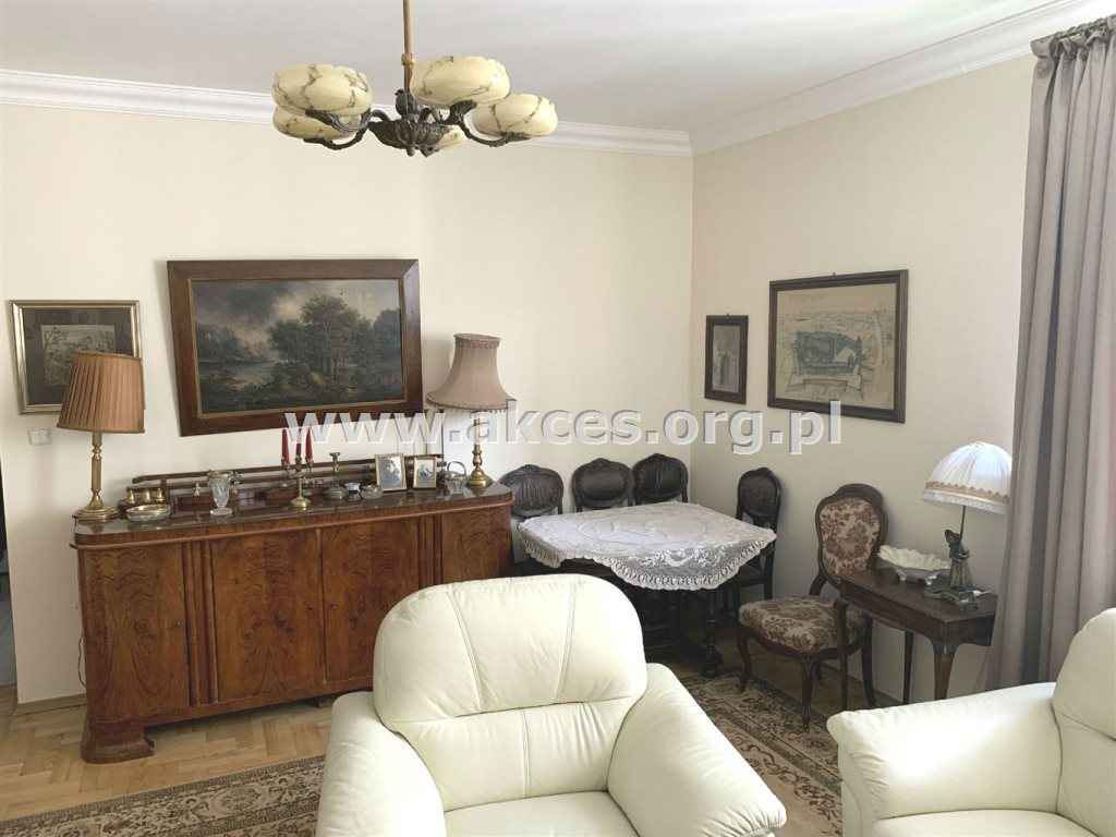 Mieszkanie czteropokojowe  na sprzedaż Warszawa, Mokotów, Dolny Mokotów  128m2 Foto 2