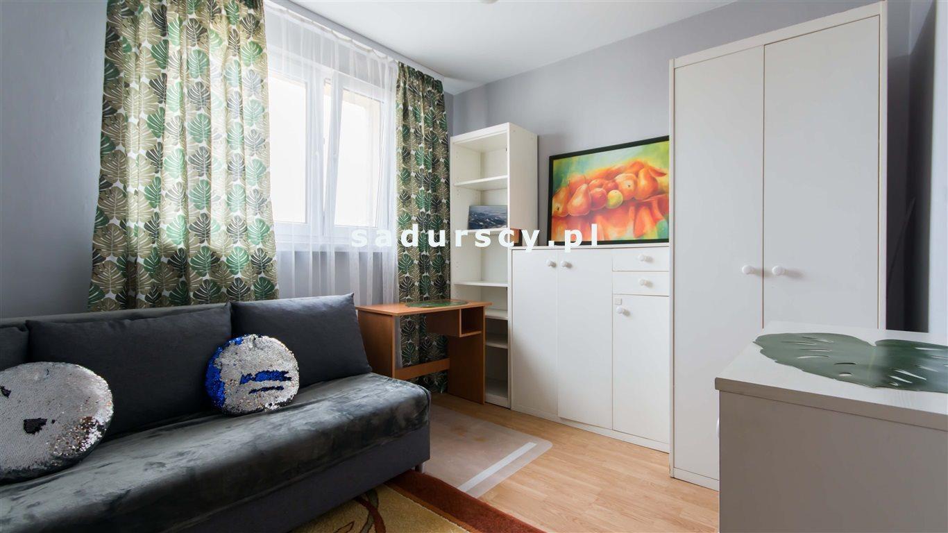 Mieszkanie trzypokojowe na sprzedaż Kraków, Grzegórzki, Dąbie, Widok  46m2 Foto 8