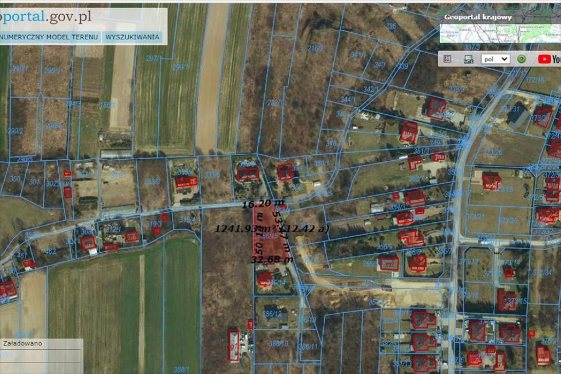 Działka budowlana na sprzedaż Lublin, Szerokie  1240m2 Foto 4