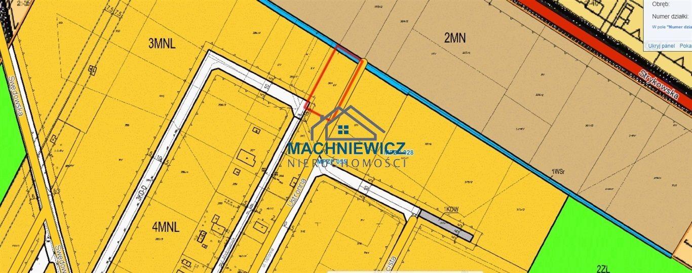 Działka budowlana na sprzedaż Anielin Swędowski  1340m2 Foto 2