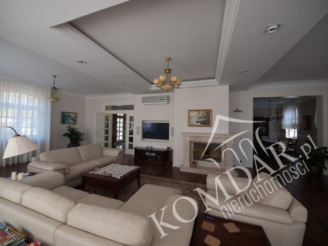 Dom na wynajem Konstancin-Jeziorna, Skolimów  800m2 Foto 4