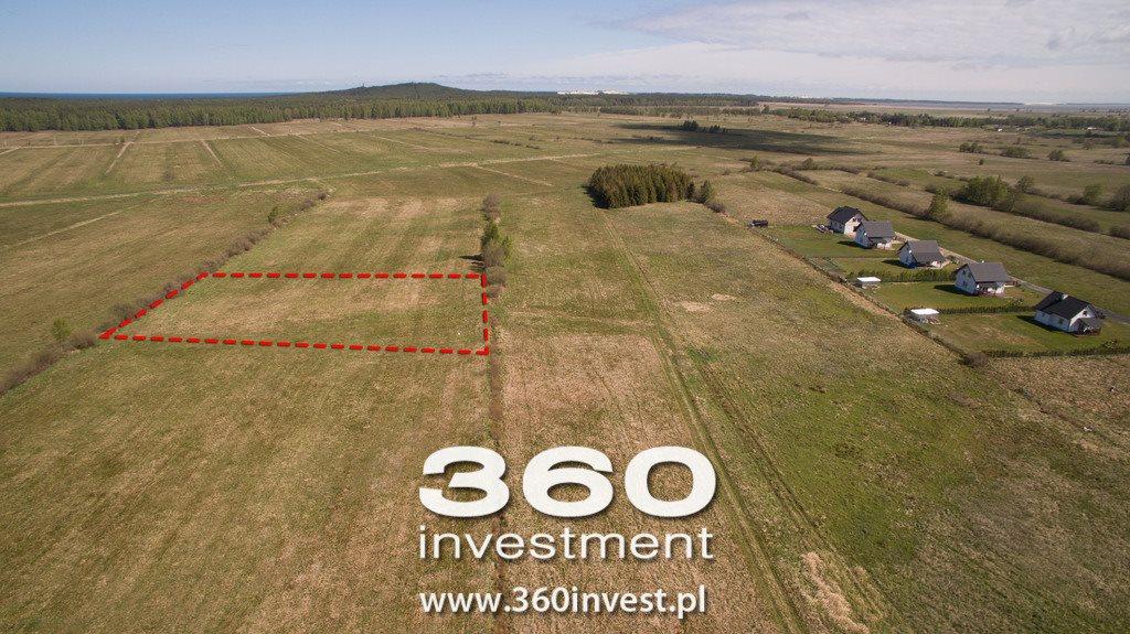 Działka siedliskowa na sprzedaż Smołdziński Las  3002m2 Foto 1