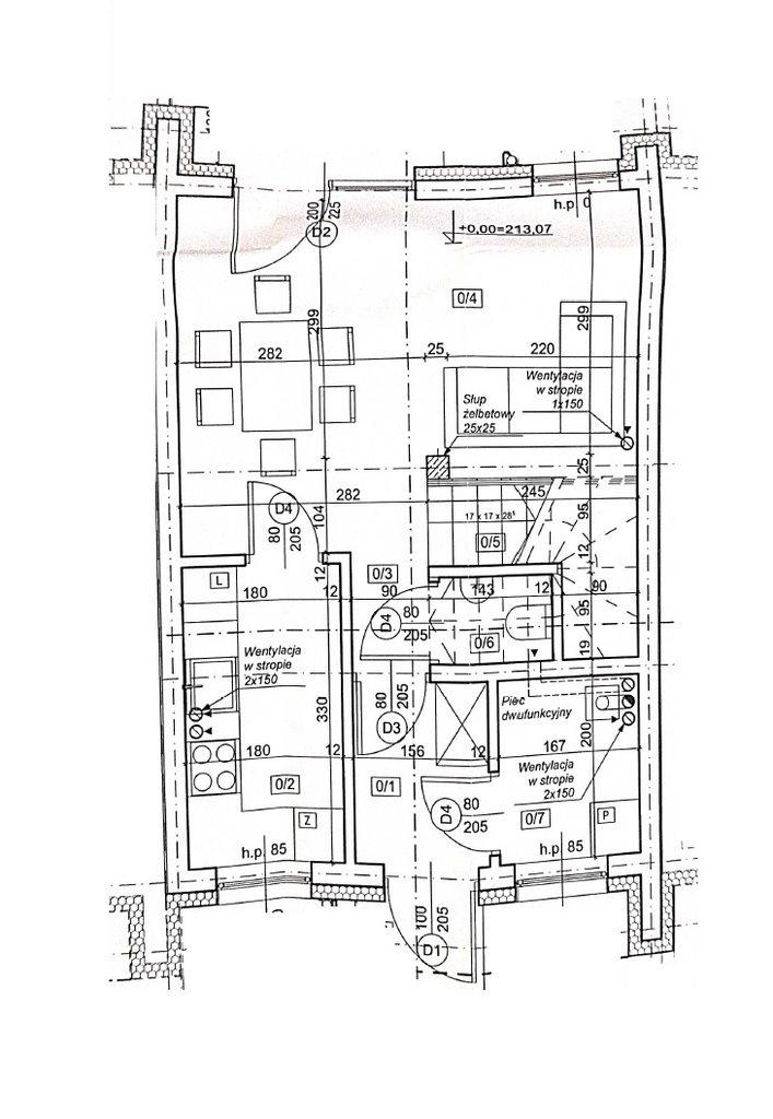 Dom na sprzedaż Rzeszów, Zalesie  82m2 Foto 10