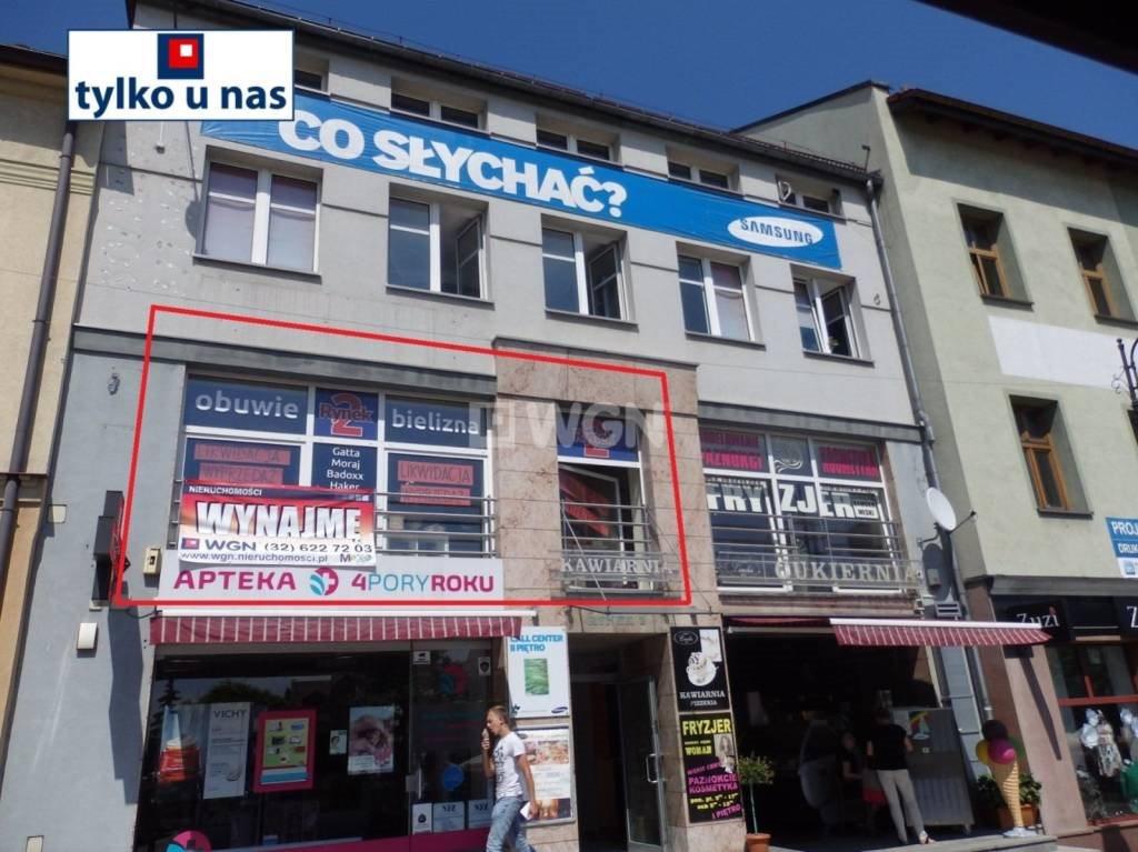 Lokal użytkowy na wynajem Chrzanów, Rynek  97m2 Foto 1